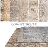Carpets DOVLET HOUSE 5 pieces (part 38)