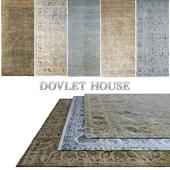 Carpets DOVLET HOUSE 5 pieces (part 40)