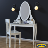 Dressing table IKEA HEMNES
