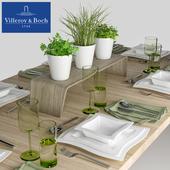 table setting- villeroy-boch