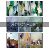 Paintings abstract   set 38