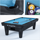 "The Diamond 8"" PRO-AM billiard table"