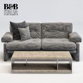 Coronada sofa