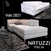 Sofa Natuzzi Volo 2821