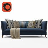 DANTONE Sofa Cardinal 210