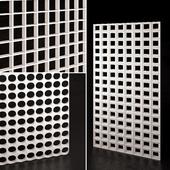 Decorative partition 6