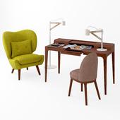 Set of furniture Macchiato and Zhida