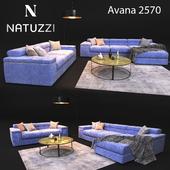 Sofa Natuzzi Avana