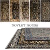 Carpets DOVLET HOUSE 5 pieces (part 42)