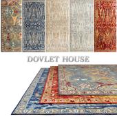 Carpets DOVLET HOUSE 5 pieces (part 43)