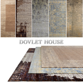 Carpets DOVLET HOUSE 5 pieces (part 45)