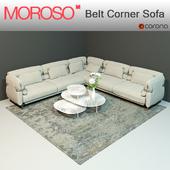 Moroso Belt corner sofa