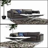 BoConcept Indivi2 sofa