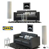 Sofa ikea LANDSKRUNA Grand set