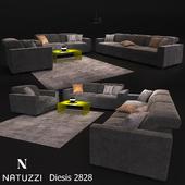 Sofa Natuzzi Diesis 2828