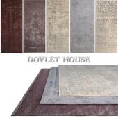 Carpets DOVLET HOUSE 5 pieces (part 46)