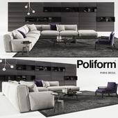 Set from Poliform Paris