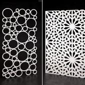 Decorative partition 9