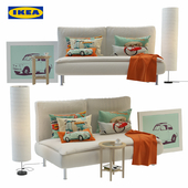 Ikea furniture collection