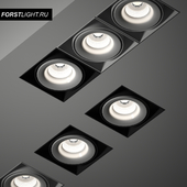 Ceiling lamp Forstlight TEMA