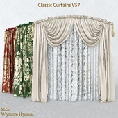 Blind arch classical V57