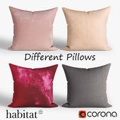 Decorative pillows habitat .set 020