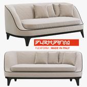 Flexform Dragonfly sofa