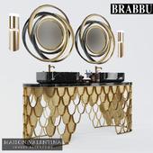 Koi Double Washbasin