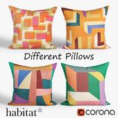 Decorative pillows Habitat.set 022