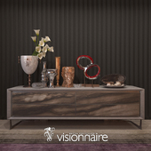 Visionnaire decor set