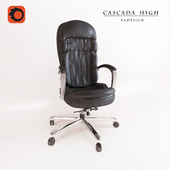 Cascada High office chair