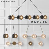 Apparatus Trapeze Set