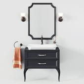 Aqwella bathroom set with Kohler decor