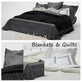 Bed, blanket, wrap