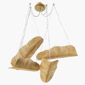 Ginger and Jagger Bananas Suspension Lamp