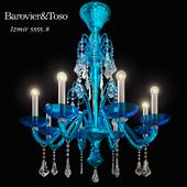 chandelier Barovier & Toso Izmir 5555/8