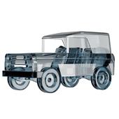 Toy car uaz