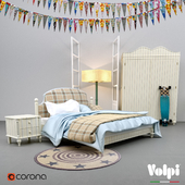 Children's room Volpi collection Violetta