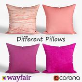 Decorative pillows Wayfair .set 026