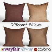 Decorative pillows Wayfair.set 027