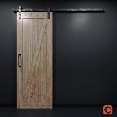 BARN DOOR   Z-BRANCE