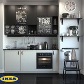 Kitchen IKEA YUDEVALLA