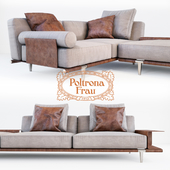Poltrona Frau Let It Be Sofa