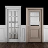 GAROFOLI DORE Glass door