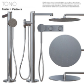 TONO/Foster+Partners_shower set