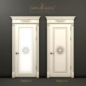 Классические двери Рафаэль 3 и Рафаэль 4