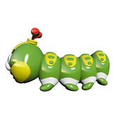 Toy Caterpillar