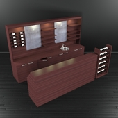 Bar counter_bar racks_instant racks