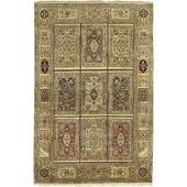 Collection of carpets Persia Kashmir salon Creative Carpets