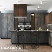 Cocina Gammadecor X-line